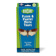 FLOUR & PANTRY MOTH TRAP (unassembled) 2 Pack (12), Spring Star