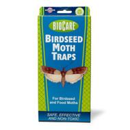 BIRDSEED MOTH TRAP 2 Pack (12), Spring Star