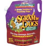 3.5 LB Scram for Dogs Shaker Bag