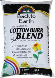 Cotton Burr Blend 2 cu ft