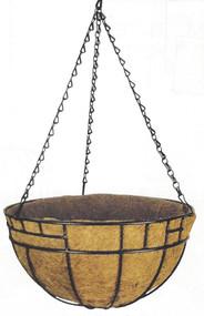 "14"" Mondrian Hangng Basket"