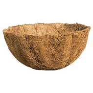 "16"" Coco Basket Liner"