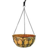 """16"""" New Orleans Hanging Basket"""