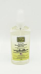 Mosquito Steve Spray On Mosquito Repellent DEET-free 4 oz.