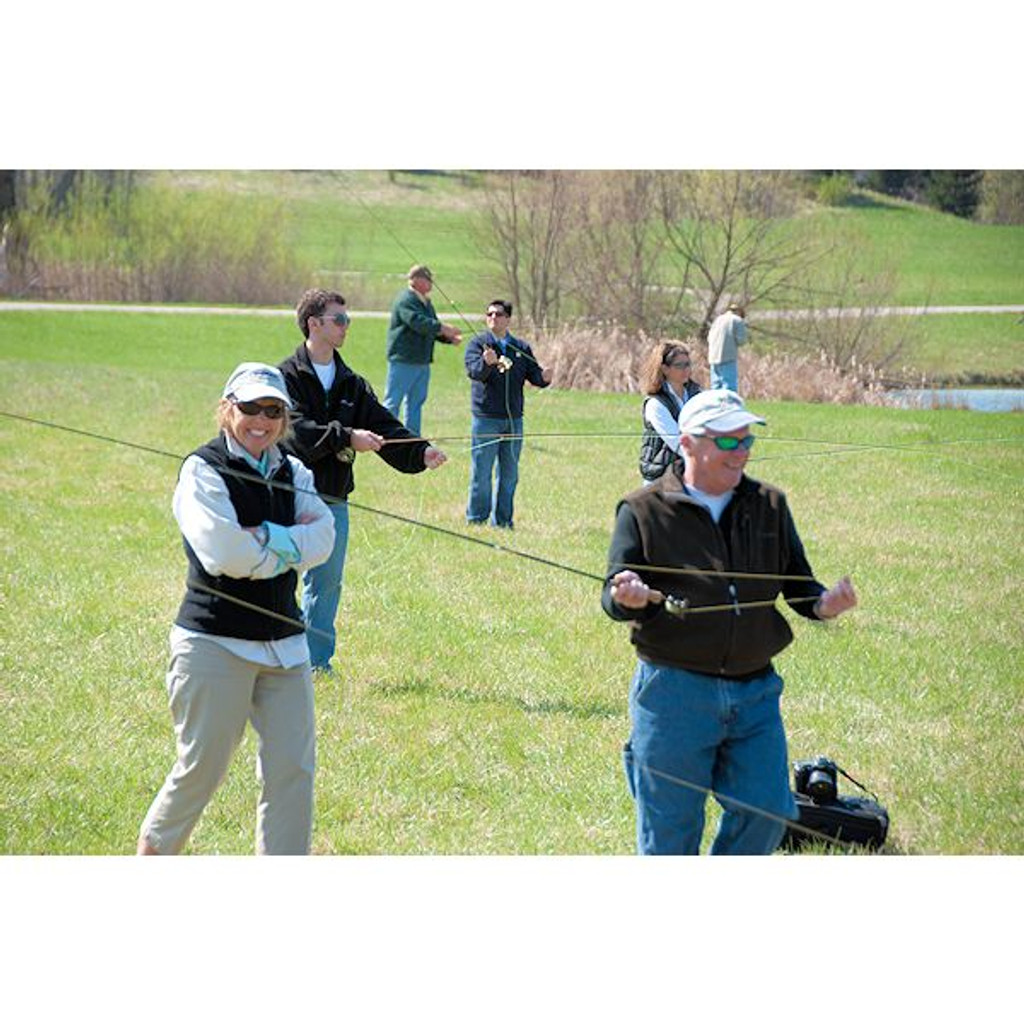 FlyMasters Fly Fishing School
