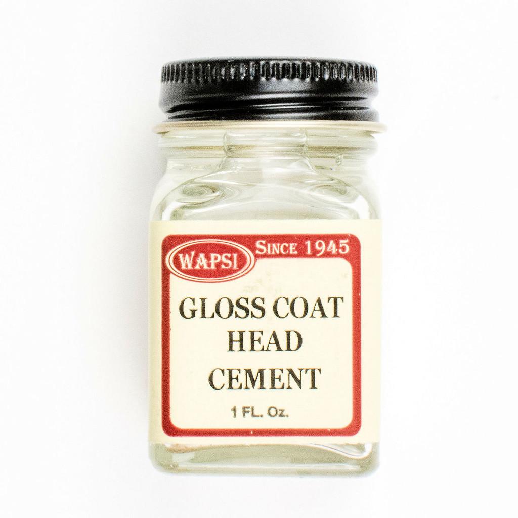 Wapsi Gloss Coat Head Cement