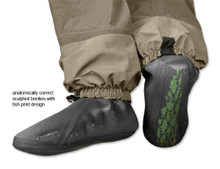 Orvis Women's Silver Sonic Convertible-Top Waders