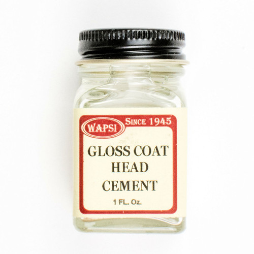 Wapsi Gloss Coat Head Cement