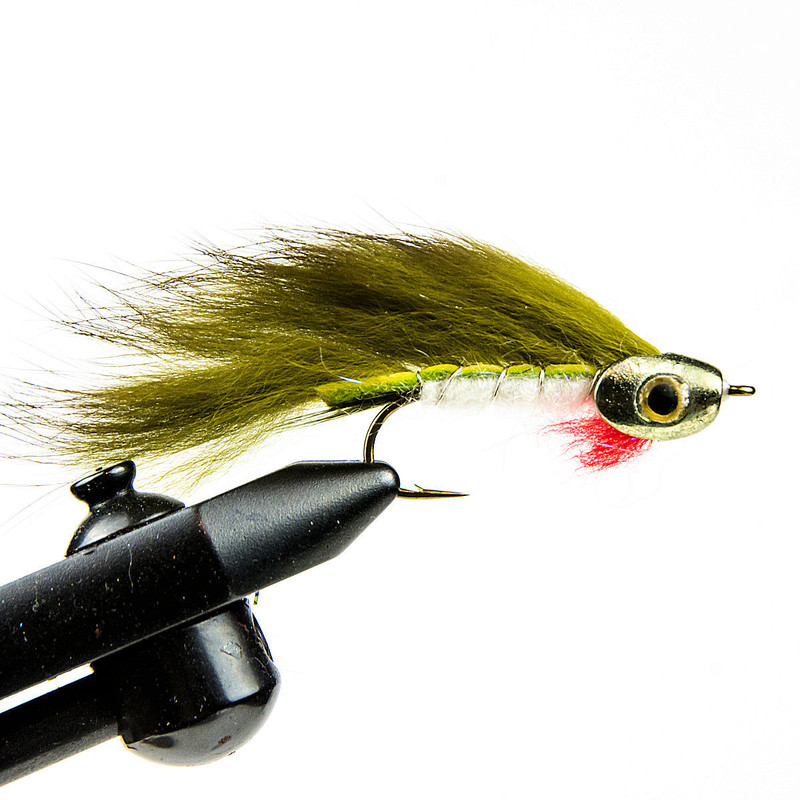 Fall Smallmouth Streamers in Saturdays Tying Class