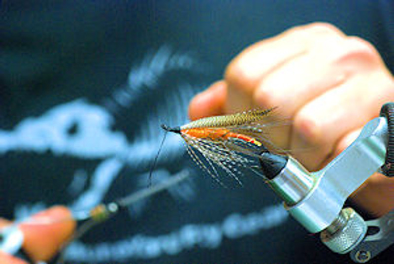 Intermediate Fly Tying Classes Starting Up