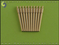 1/700 Master Models IJN 36cm/45 (14in) Vickers and 41st Year Types barrels (8pcs) - Kongo Fuso and Ise classes