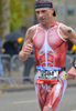 Muscle skinsuit triathlon