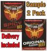 Humpty Doo Beef Jerky 2 Pack