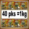 Camel Jerky 1kg 40* 25gm packs