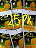 7D Dried mango 25pk