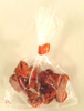 100mm X 150mm 100pk plastic bags with salty plums