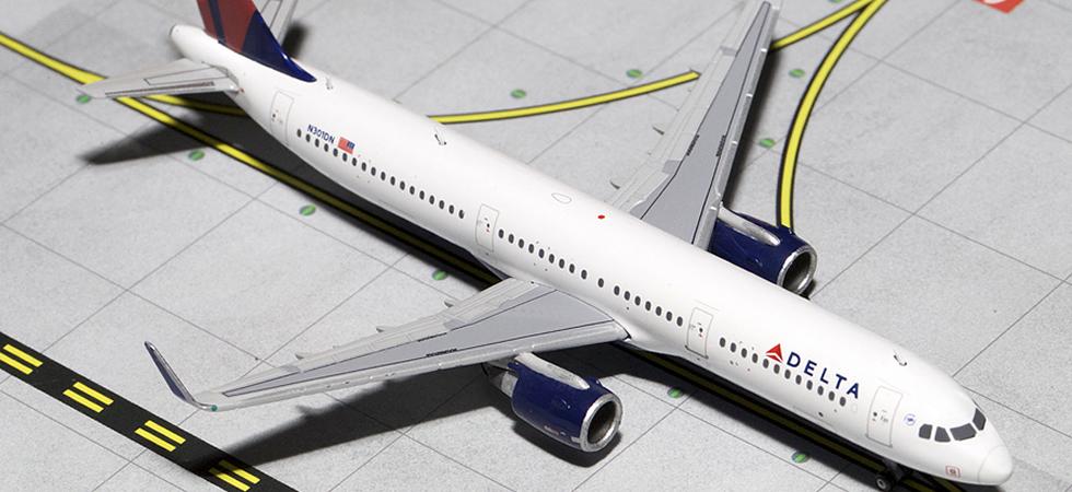 Gemini Jets A321