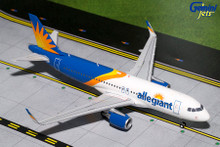 Gemini200 ALLEGIANT A320-200(S) (New Livery, Sharklets) G2AAY664 1:200