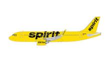 Gemini200 SPIRIT A320neo N902NK G2NKS681 1:200