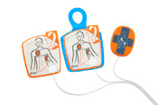 Cardiac Science G5 Paediatric replacement Electrode Pads - with CPR Device