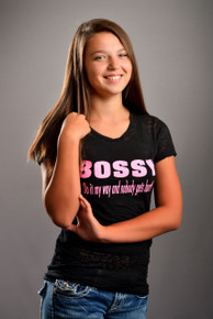 Bossy Tween Burnout