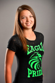 Neon Eagle Pride Tween Burnout