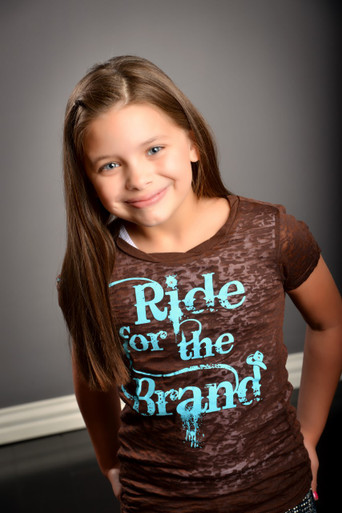 Ride for the Brand Tween Burnout