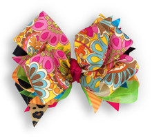 Patchwork Bow