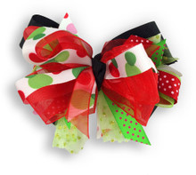 Patchwork Wreath Bow