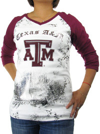 Texas A&M Raglan