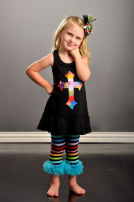 Patchwork Cross Dress