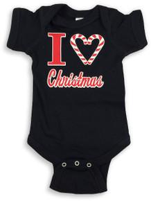 I Heart Christmas Onesie