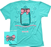 A-Mason Grace Cherished Girl Tee