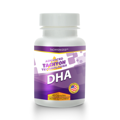 Tachyonized DHA is a Tachyon tantra product with Omega-3, essential for brain and vision health. Helps with depression, attention deficit disorder, and schizophrenia. Shop Now.