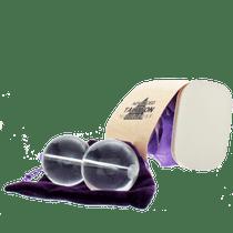 Tachyonized ULTRA-Spheres, Set of 2 X 30mm (Medium) for Women