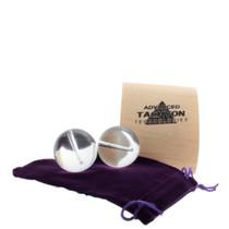 Tachyonized ULTRA-Spheres, Set of 2 X 25mm (Small) - Women