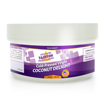 Tachyonized Organic Cold-Pressed Virgin Coconut Delight 16 oz.