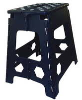 """HIPPO-TONIC"" Foldable Step Stool/Mounting Block"