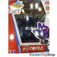 Super Wings ACE Transformer Robot Toy Season 2 New Character