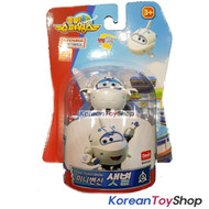 Super Wings Mini SAETBEOL Transformer Robot Toy Season 2 New Character
