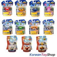 Super Wings Jett Mini 11 pcs Transformer Robot Toy Set w/ Season 2 New Models
