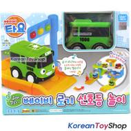 The Little Bus Tayo Mini Baby ROGI Toy w/ Traffic Lights & Classic Melody
