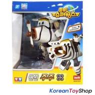 Super Wings JUJU Transformer Robot Toy Police Airplane Plane Korean Animation