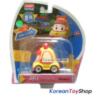 Robocar Poli MINI Diecast Metal Figure Toy Car Academy Genuine