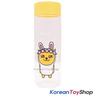 KAKAO Friends MUZI Clear Simple Basic Water Bottle 500ml Tritan Made in Korea