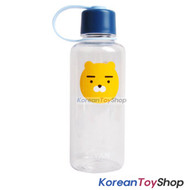 KAKAO Friends RYAN Easy Handle Water Bottle 480ml Tritan Made in Korea