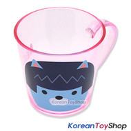 KAKAO Friends NEO Plastic Cup with Handle Water Cup 230ml Toothbrush Cup Korea