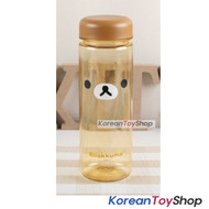 Rilakkuma Cute Water Bottle Kids Children Tritan BPA Free 500ml / Made in Korea