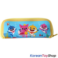 PINKFONG Utensils Case w/ Zipper for Spoon Fork Chopsticks Kids ORIGINAL