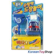 Robocar Poli Shooting Mini Car Toy with stamp Key - Poli Model 1 pc Original